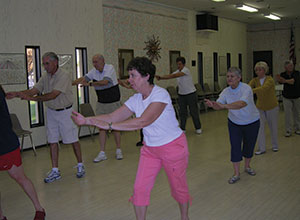 Seniors Exercise